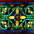 Stained Glass 1 by Timothy Bulone