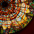 Stained Glass Ceiling by Jerry McElroy