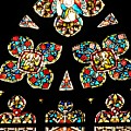 Stained Glass Glory by Sarah Loft