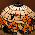 Stained-glass Lampshade by Suhas Tavkar