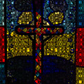 Stained Glass Reworked by Debra Lynch