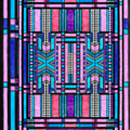 Stained Glass Vi by Wbk