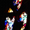 Stained Glass View by Sarah Loft