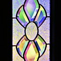 Stained Glass Watercolor by Diann Fisher
