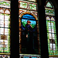 Stained Glass Window by Arlane Crump