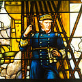 Stained Glass Window by Richard Nowitz