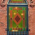 Stained Glass Window by Tatiana Travelways