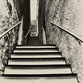 Stairs At Harpers Ferry by Bill Cannon