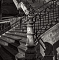 Stairs In The Markethall  by Heiko Koehrer-Wagner