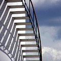 Stairs In The Sky by David April