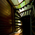 Stairs Into Darkness by Jenny Setchell