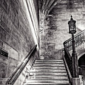 Stairs Of The Past by CJ Schmit