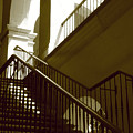 Stairs To 2nd Floor by Nicholas J Mast