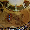 Stairway Ellipse - Scala Ellisse by Enrico Pelos