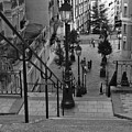 Stairway On Montmartre by Greg Matchick