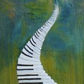 Stairway To Heaven by Rachel Wollach Asherovitz