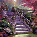 Stairway To My Heart by David Lloyd Glover
