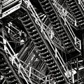 Stairwell Hell by Olivier Le Queinec