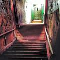 Stairwell by Tom Kiebzak