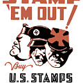 Stamp 'em Out - Ww2 by War Is Hell Store