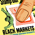 Stamp Out Black Markets by War Is Hell Store