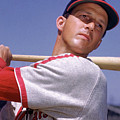 Stan Musial by Thomas Pollart