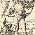 Standard Bearer by Albrecht D?rer