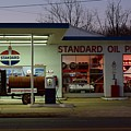 Standard Oil Museum After Dark 17 by Timothy Smith