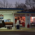 Standard Oil Museum After Dark 18 by Timothy Smith