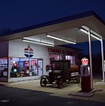 Standard Oil Museum After Dark 19 by Timothy Smith