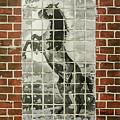 Standing Horse by Herman Cerrato