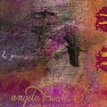 Standing In The Wind by Angela L Walker