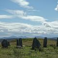 Standing Stones, Callanish, Isle Of Lewis 2017 by Chris Honeyman
