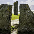 Standing Stones Of Stenness by Fran Gallogly