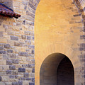 Stanford Arches by Linda Dunn