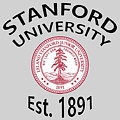 Stanford University Est 1891 by Movie Poster Prints