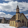 Stannard Church by Tim Kirchoff