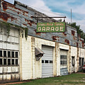 Stans Motor Service Garage by Grant Groberg