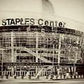 Staples Center by Ariane Moshayedi