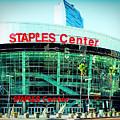 Staples Center Color by Ariane Moshayedi