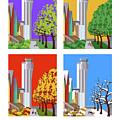 Stapleton Four Seasons by Sam Brennan