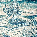Star Bearer Mermaid by Monique Faella