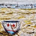 Star Boat by Monique Faella