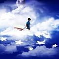 Star Boy by Gravityx9  Designs