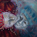 Star-crossed Lovers by Dorina  Costras
