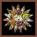 Star Flower Bouquet Creation By Navinjoshi At Fineartamerica.om Graphics Art   Elegant Interior Deco by Navin Joshi