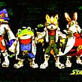 Star Fox Zero by Lora Battle