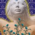 Star Goddess by Keith Dillon