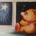 Star Light Bear by Karen  Ferrand Carroll