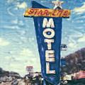 Star-lite Motel by Steven  Godfrey